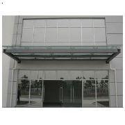 济南玻璃雨棚,遮阳棚,阳光房,彩钢板阳光棚