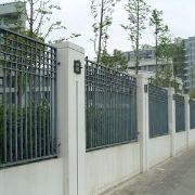 产品标题: 济南铁艺护栏,别墅围栏,楼梯扶手 ,公路护栏,热镀锌护栏