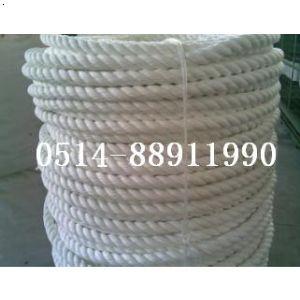 麻绳网编织方法