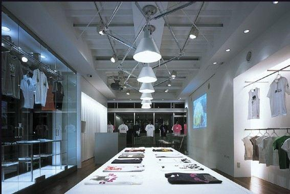 深圳市装修设计公司|服装店专卖店形象设计|连锁形象店