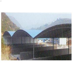 平房钢结构顶棚设计图展示