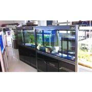 森森hlx新款龙鱼缸图片