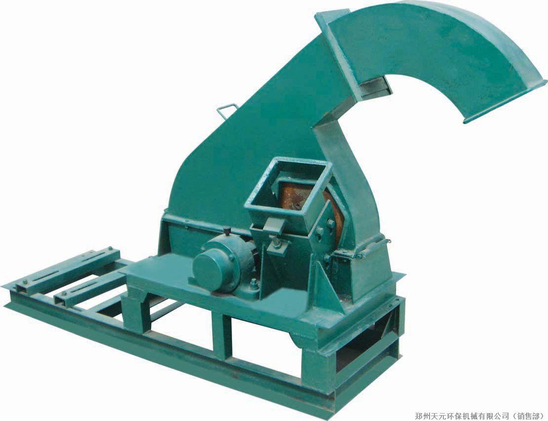 mq740型木材削片机