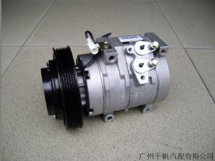丰田花冠冷气泵,三元催化,助力泵,原厂件