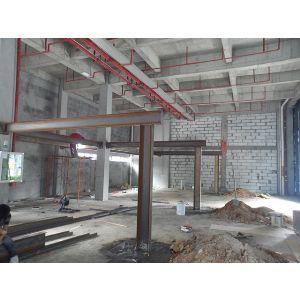 钢筋混泥土楼板 公司专业承接各类彩钢房安装工程,制作钢结构楼梯