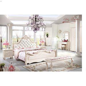 酒柜欧式床铺充气家具沙发床韩式儿童实木书桌