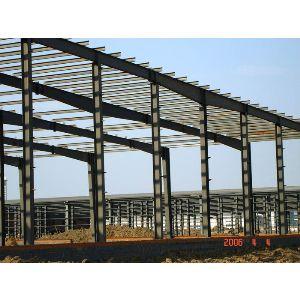 圆弧形钢结构雨棚异形