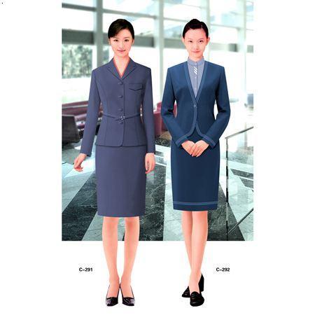 女性职业装,定做职业装套装