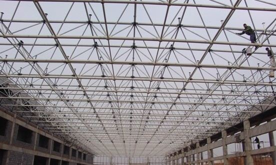 装修公司承接钢结构厂房