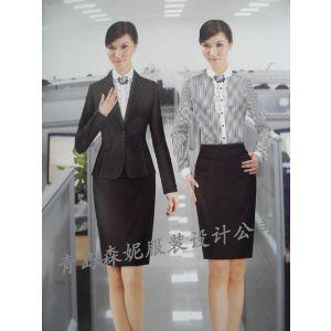 【滨州高档制服定做】厂家,价格,图片_青岛森妮服饰