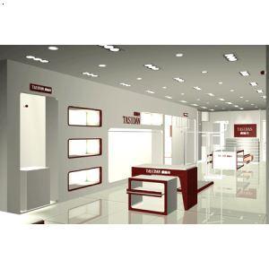 品牌形象si设计/展会展厅设计/品牌服装店面设计