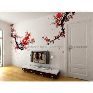 上海手绘墙壁画彩绘