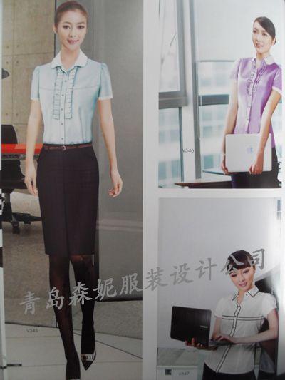 滨州哪里有定做制服的_青岛森妮服饰设计开发有限公司