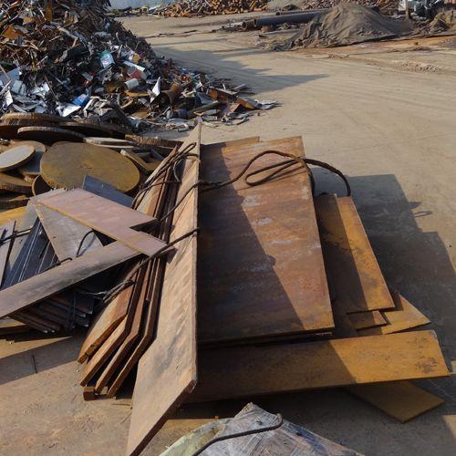 常州废钢板二次利用