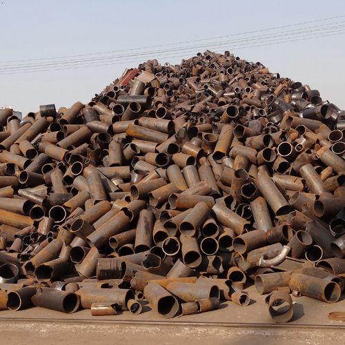 无锡废钢炉料二次利用
