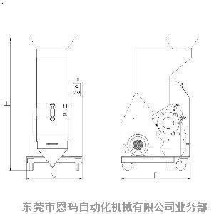 门窗系统剖面手绘