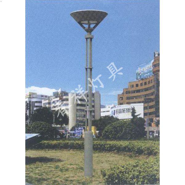 景观照明工程,天津空港经济区路灯改造工程,天津市六纬路延长线灯杆
