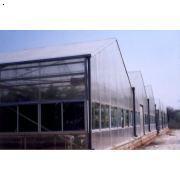 大屋脊PC板温室