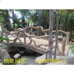 济南制作仿木桥 防腐木拱桥价格 水泥桥加工 小桥济南哪里做的好 济南