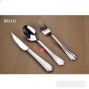 【供应圣保罗西餐厅不锈钢餐刀叉勺 西餐餐具