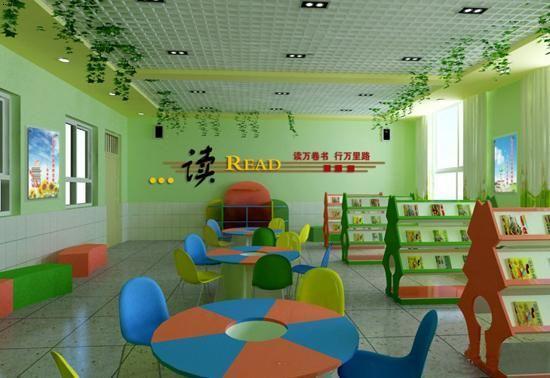 对于幼儿园和学校等儿童多的地方,在装修后很长一段时间内一定要保证