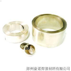 三明治银焊片 豪诺 眼镜焊接用_郑州豪诺焊接