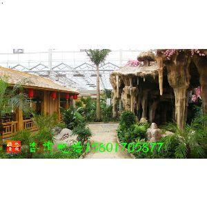 生态造园.人造景观.假山假树.设计制作报价