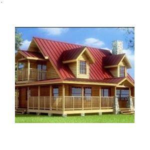 彩钢瓦房屋设计图展示