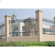 热镀锌静电喷涂围墙护栏 组装式阳台护栏 银丰护栏