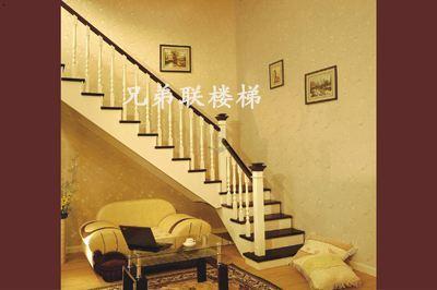 鐵藝大門效果圖(兄弟聯)_天津兄弟聯樓梯69662-必途 .