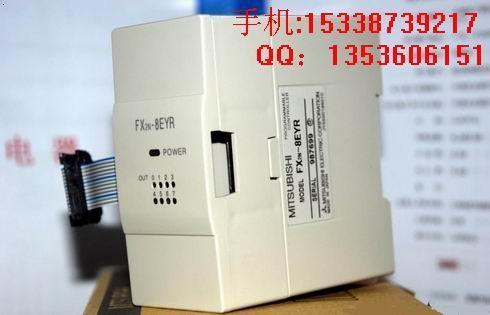 8er/fx2n-8ex/fx2n-8eyr三菱plc输入输出扩展模块