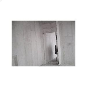 隔墙板门口安装效果