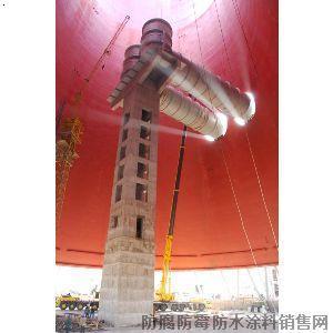 大连排烟冷却塔防腐涂料 冷却塔耐内壁水防水涂料 冷却塔蓄水池防腐防水涂料