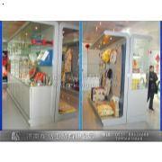 商品展架,济南商品展架,不锈钢商品展架,玻璃展柜,济南玻璃展柜,货品展柜