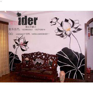 武汉手绘墙 酒吧墙体彩绘,网吧墙体彩绘