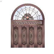 唐山经典铜门,唐山别墅铜门,唐山铜门的安装