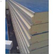 金属面层聚氨酯冷库板