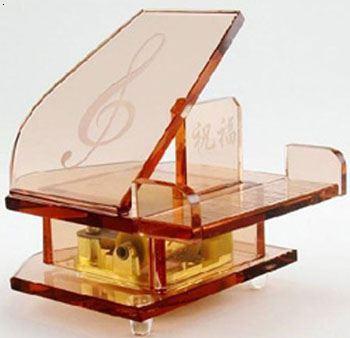 手工钢琴制作图片纸盒