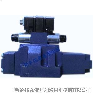 换向阀工作原理利用阀芯和阀体的相对运动使油路接通,关断或变换油流图片