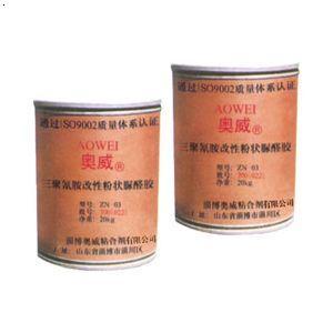 三聚氰胺脲醛树脂改性胶