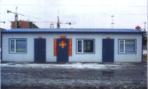 黑河活动板房,黑河彩钢房,黑河钢结构; 北京彩钢设计制作