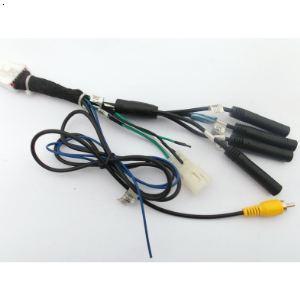 倒车雷达线束|汽车专用线|车载显示器连接线