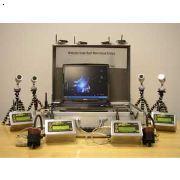 无线微粒(粉尘)视频监测系统