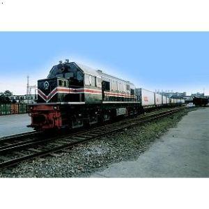 俄罗斯中亚五国蒙古铁路运输