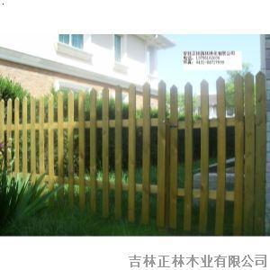 长春防腐木围栏