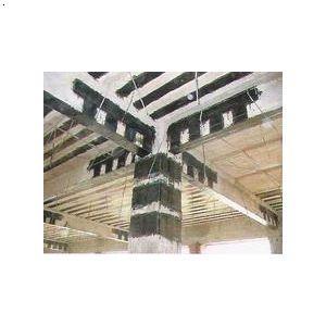 (3)专业加固技术: 楼房与桥梁结构改造加固,(粘钢,植筋,化学灌浆及粘