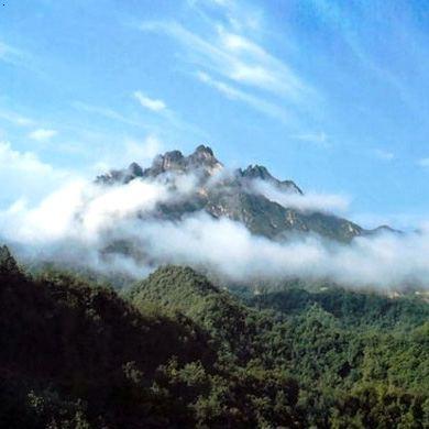 白云山风景区在广州市北部