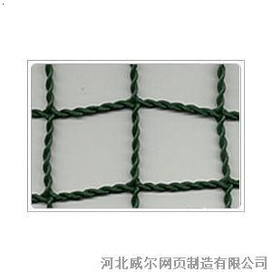 绳网吊床的编织步骤图