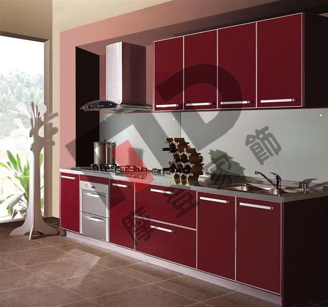 纸盒手工制作厨房橱柜