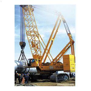 三一重工350吨履带吊